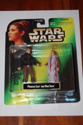Princess Leia and Han Solo Bespin-Star Wars Princess Leia Collectioin-MOC