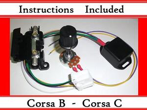corsa b c kit electric power steering controller box with ecu ABS Wiring Diagram image is loading corsa b c kit electric power steering controller box