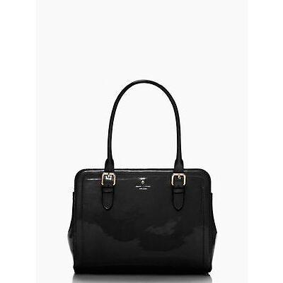 kate spade Handbag Carlisle St. Miles Patent Leather Shoulder Bag NWT: SRP:$428