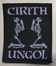 CIRITH UNGOL - Logo - Patch 11,5 cm x 10 cm - 163729