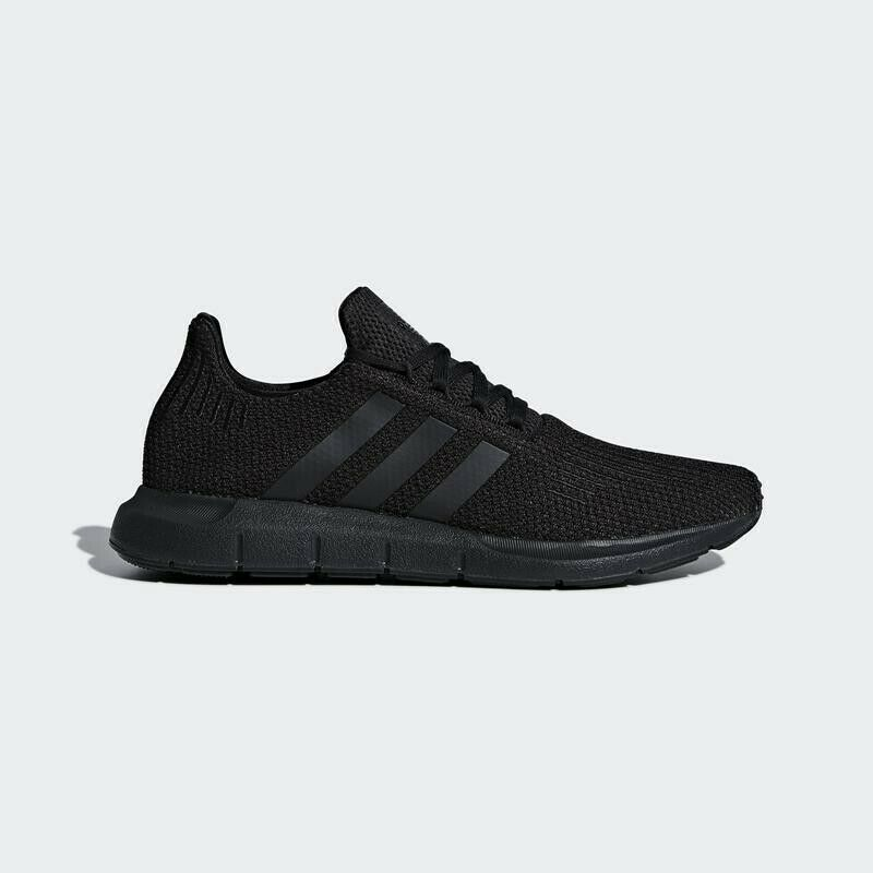Adidas Swift Run All Black Men's Size Running shoes New In Box Original