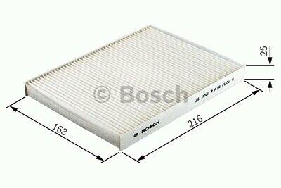 Bosch Filtro De Cabina 1987435005-SINGLE