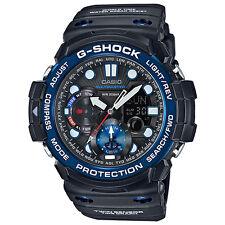 Casio G-Shock GN1000B-1A Master of G GULFMASTER Smoke Dial Resin Men's Watch