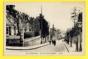 cpa-FRANCE-92-SURESNES-Hts-de-Seine-Rue-du-MONT-VALERIEN