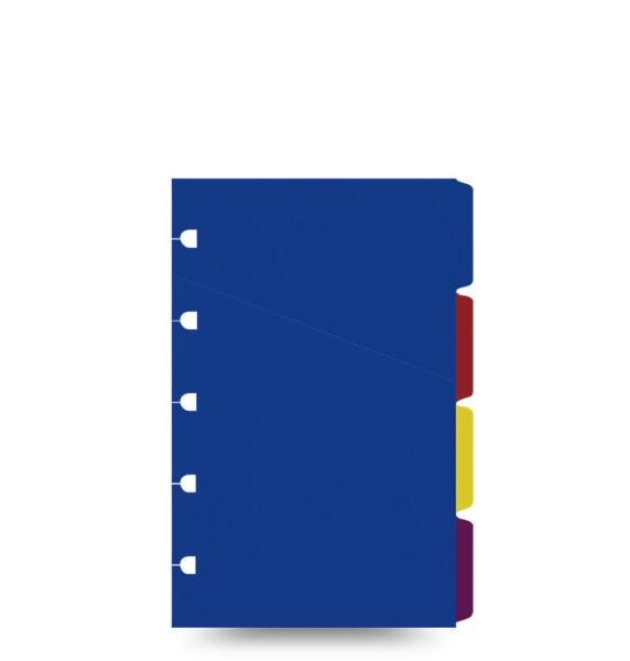 2019 Moda Filofax - Tasca Luminoso Colorato Indice Per Quaderni Conveniente Da Cucinare