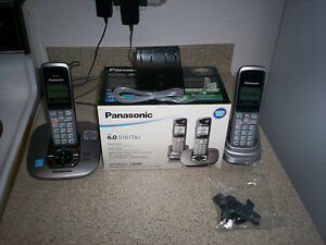 0-Shipping-With-Panasonic-KX-TG6432M-1-9-GHz-Cordless-Phone-With-Answer-System