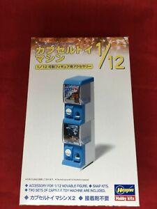 Hasegawa-1-12-Figura-ACCESSORI-SERIE-Capsula-Toy-Machine-in-plastica-FA05