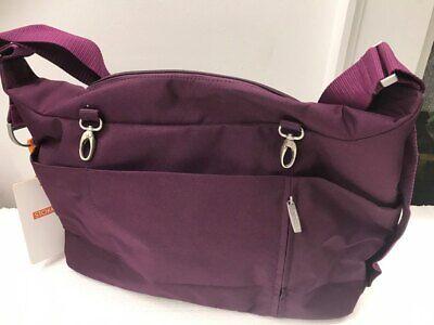Stokke Xplory changing bag-Purple 816559108216 | eBay