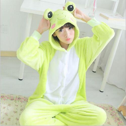 Animal Pajamas Kigurumi Cosplay Adult Costumes Robe Onesi1 Jumpsuit Cartoon