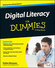 Digital Literacy For Dummies by Faithe Wempen (Paperback, 2015)