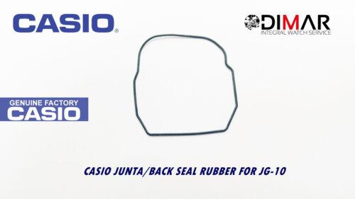 CASIO JUNTA// BACK SEAL RUBBER JG-10 PARA MODELOS