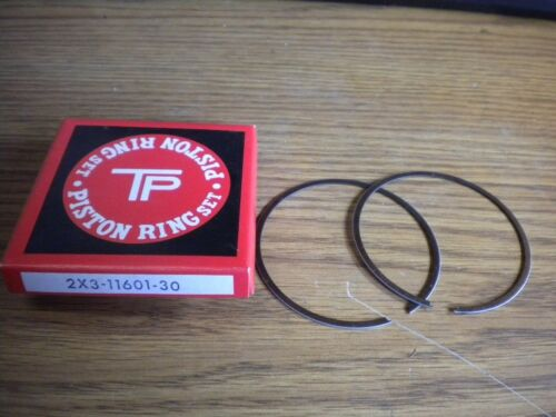 NOS Yamaha Piston Ring Rings .75 1979-1980 YZ125 2X3-11601-30