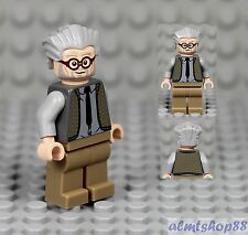LEGO Harry Potter - Ernie Prang Minifigure - 4866 Knight Bus Gryffindor Howarts
