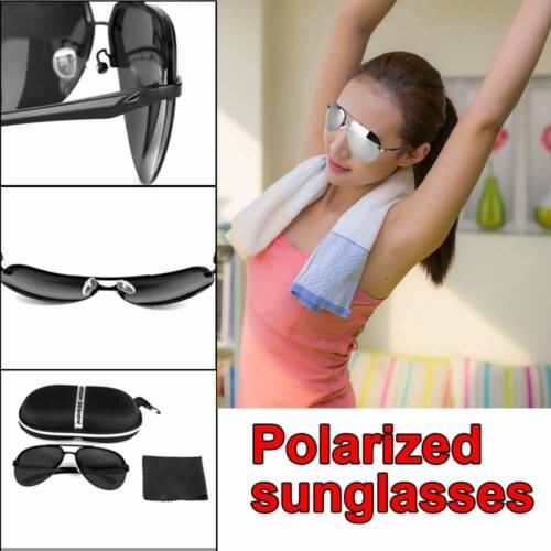 Polarized Sunglasses Mens Women/'s UV400 Driving Glasses Protection Sports 2018