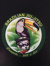 Brazilian Jiu-Jitsu-Aufnäher, NEU, BJJ Patch, Badge zum Aufnähen 15 Cm