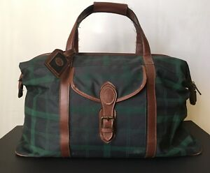 6e0104f30545 RALPH LAUREN POLO VINTAGE DUFFLE BAG RARE AND VERY HARD TO FIND!
