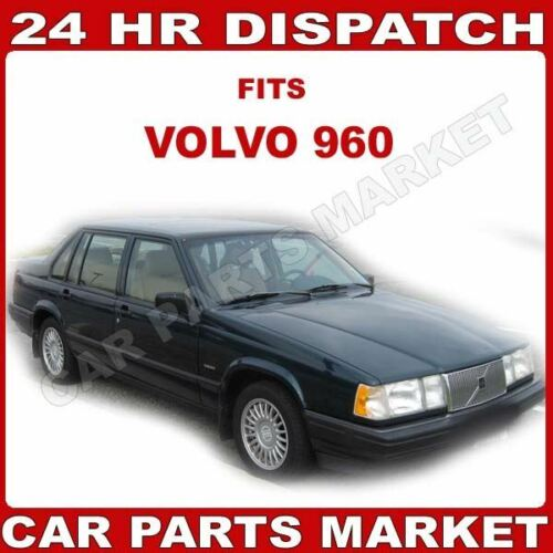For Volvo 960 1990-1996 Left side Aspheric electric wing mirror glass plate