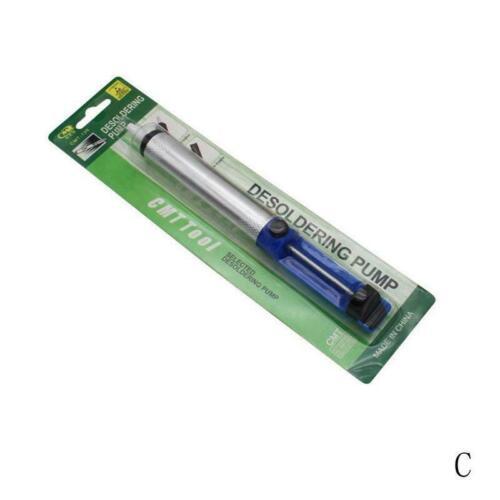 1* Solder Sucker Desoldering Pump Tool Removal Vacuum Desolv Soldering Iron A1K1