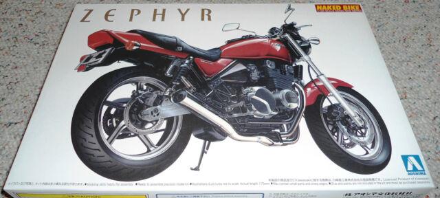 Aoshima 1/12 Kawasaki Zephyr 400
