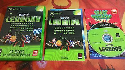 TAITO LEGENDS XBOX ENVÍO 24/48H