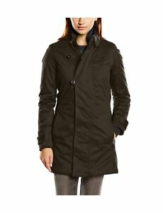 d887080f8b9 G-STAR RAW Women s Minor Slim Trench Wmn Coat Grey (Asfalt 995) XL ...