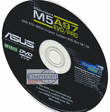 ASUS M5A97 EVO PRO MOTHERBOARD AUTO INSTALL DRIVERS M1822