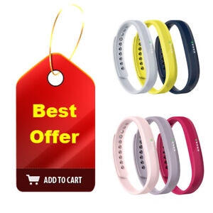 NEW-Fitbit-Flex-2-Accessories-Classic-Wristband-Band-3-Pack-Sport-Pink-Large