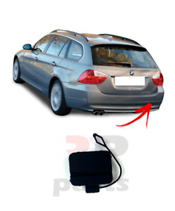 Pair Rear Bumper Tow Hook Eye Cover Primed For BMW X5 E70 2007-2010
