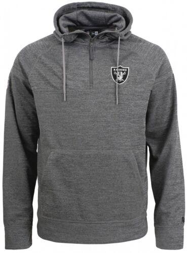 Jersey cappuccio Oakland Raiders Felpa con Era Nfl Grau New zip AnqxI1p