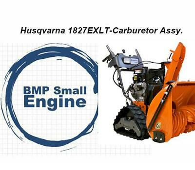 Carburetor Assembly For Husqvarna ST230E 961950016 Snow Thrower Carb