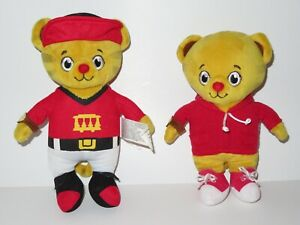 Mr Fred Rogers Daniel Tiger Neighborhood Plush Doll Toy Stuffed Animal Lot Ebay