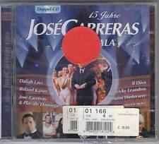 José Carreras Gala: 15 Jahre Jose Carreras (2CD, Sony)  NEU/Sealed !!!