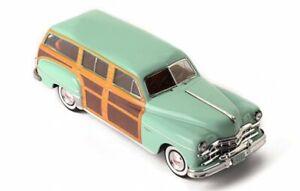 DODGE Coronet Woody Wagon - 1949 - green - Premium X 1:43