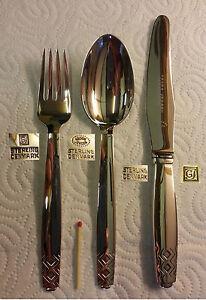 georg-jensen-925-sterling-silber-runen-maya-3-stueck-mittagessen-set