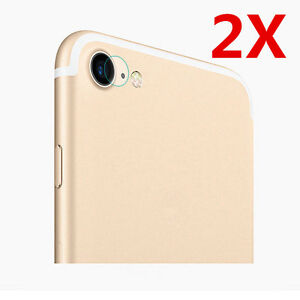 2XBack-Camera-Tempered-Glass-Lens-Screen-Protector-Clear-Film-For-iphone-7