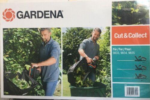 Gardena Fangsack 6002 für Powercut Comfortcut 9833 9834 9835 Raus Damit
