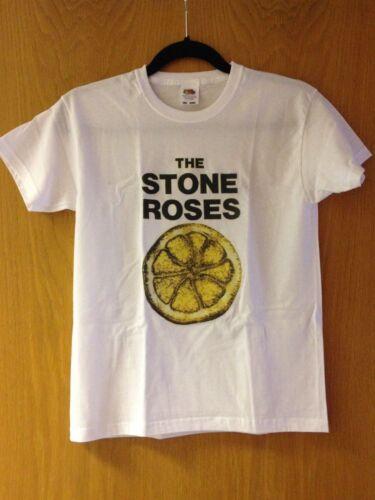 The Stone Roses Lemon Age 9-11 T-shirt Kids Boys Girls  FREE UK POSTAGE