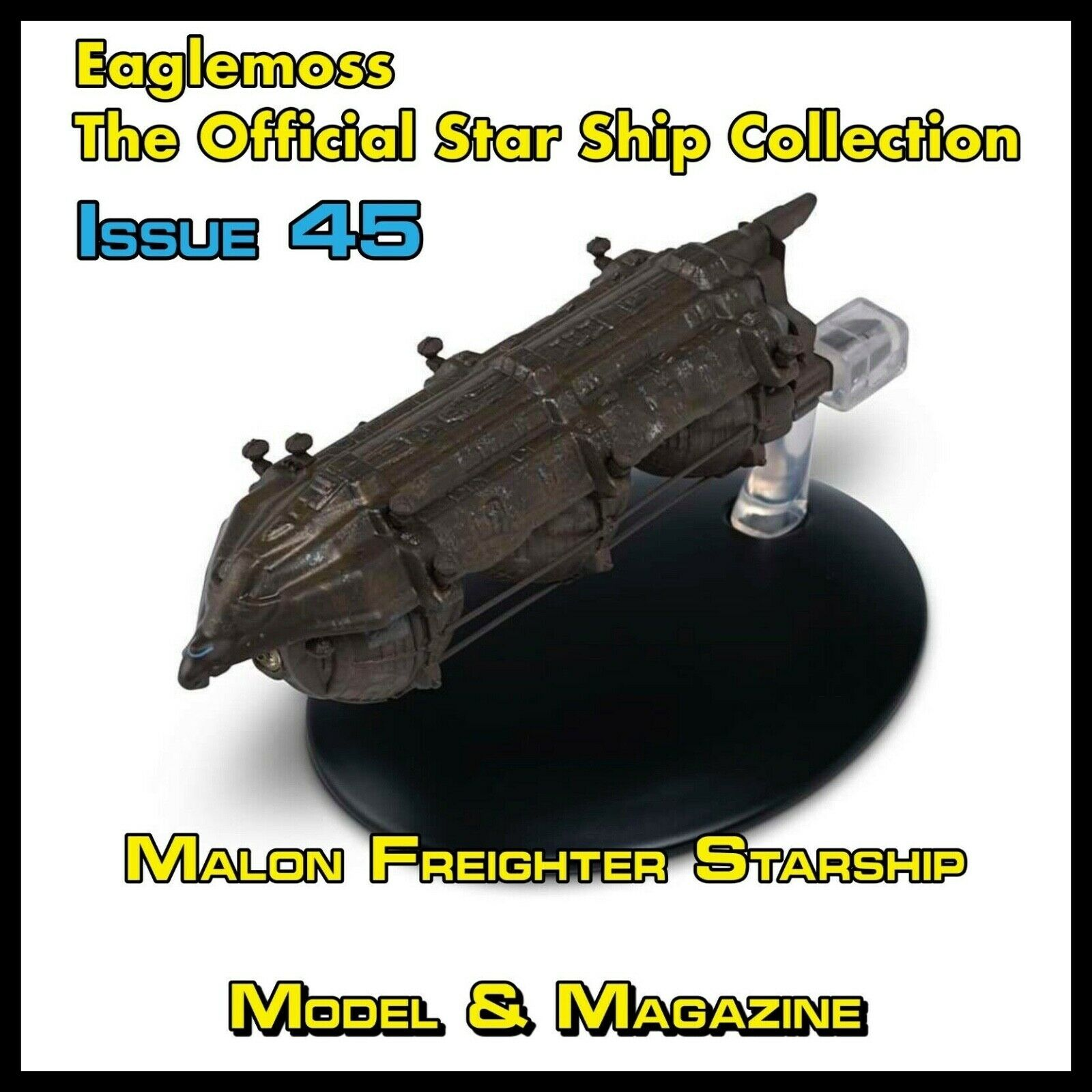 Issue 45 Malon Freighter