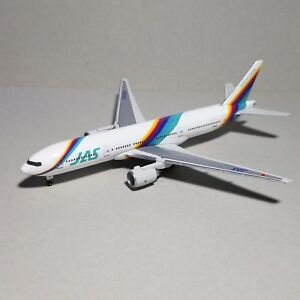 PHOENIX-JAS-034-RAINBOW-SEVEN-034-777-200-1-400-SCALE-DIECAST-METAL-MODEL