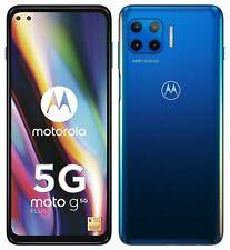 "MOTOROLA MOTO G5 PLUS 5G BLUE 6.7"" 4GB/64GB DUAL SIM 24 mesi garanzia Italiana"