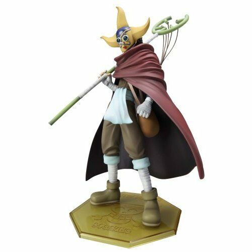 One Piece  Neo 5 Portraits of Pirates Soge King Action Figure 1 8 Scale Japan