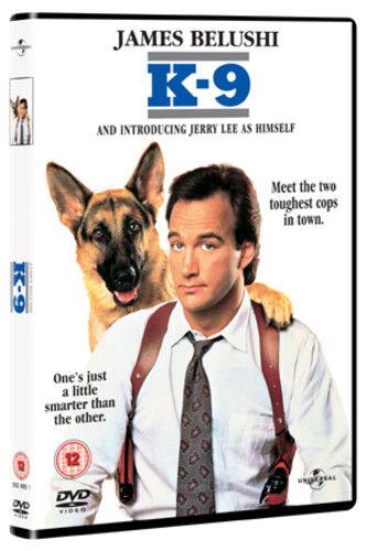 1 of 1 - K-9 DVD (2005) James Belushi
