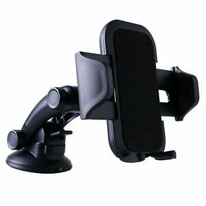 Cradle for Car with One Button Release Adjustable Car Accessories Mount CellPhon