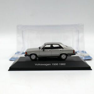 IXO-Altaya-1-43-Volkswagen-1500-1982-Diecast-Models-Limited-Edition-Collection