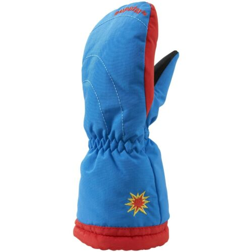 Multiple Colour Options Details about  /Manbi Kids Crunch Ski Mitten Gloves