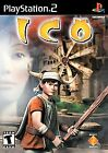 Ico (Sony PlayStation 2, 2001) - Japanese Version