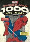 Marvel's Spider-Man 1000 Dot-to-Dot Book: Twenty Comic Characters to Complete Yourself by Thomas Pavitte (Paperback, 2016)