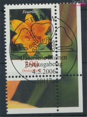 fr.germany Frd 2534 Fine Used / Cancelled 2006 Flow complete Issue 9262224