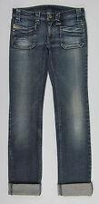 Womens Diesel Keate Boyfriend jeans Italy Made Blue Size 26