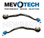 For BMW E23 E31 E32 Set of 2 Front Upper Control Arms /& Ball Joint Assy Mevotech